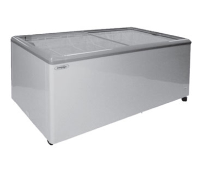 Metalfrio MSF-71C 20.0-cu ft Horizontal Top Freezer Chest w/ Bottom Mount System & Self Contained