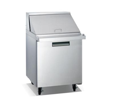 "Metalfrio SCLM1-27-12 27.5"" Sandwich/Salad Prep Table w/ Refrigerated Base, 115"