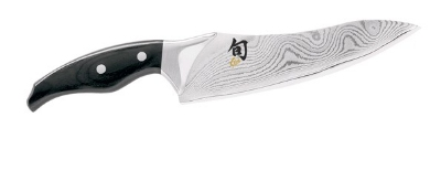Shun DM0500 Chef's Knife w/ 8-in Non-Stick Blade & Ergonomic PakkaWood Handle