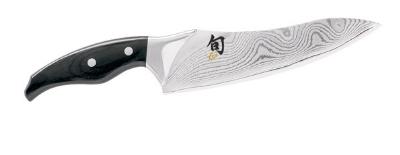 Shun DM0500 Chef's Knife w/ 8-in Non-Stick Blade & Ergonomic PakkaWood Handle
