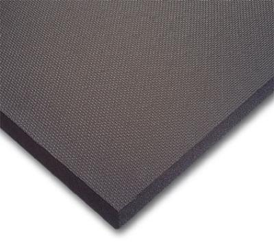 NoTrax 65549 Superfoam Comfort Floor Mat, 3 x 4 ft, 5/8 in Thick, Solid