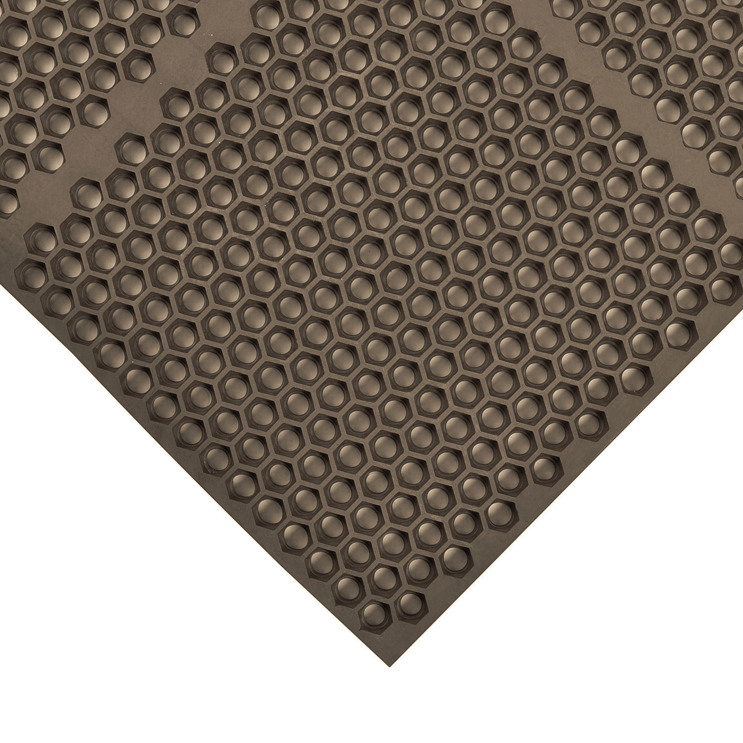 NoTrax 406181 Optimat Grease-Resistant Floor Mat, 36 x 72 in, 1/2 i