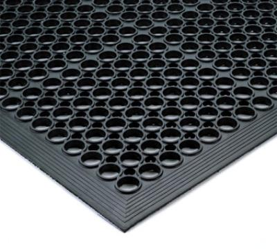 NoTrax 436931 Tek-Tough Jr General Purpose Floor Mat, 3 x 5 ft, 1/2 in Th