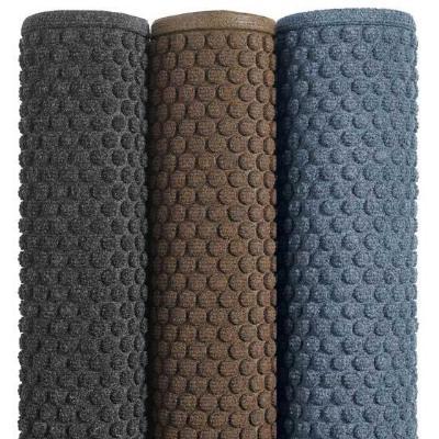 NoTrax 4454720 Aqua Edge Carpet, 3 x 5 ft, High Traffic Areas, Charcoal