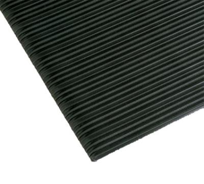 NoTrax 4458433 Comfort Rest Anti-Fatigue Floor Mat, 4 x 6 ft, 3/8 in Thick, Ri