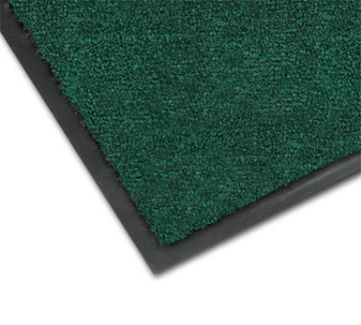 NoTrax 4468-151 Atlantic Olefin Floor Mat, Exceptional Water Absorbtion, 6 x 60 ft, Forest Green