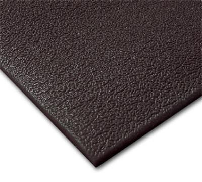 NoTrax 4468397 Comfort Rest Anti-Fatigue Floor Mat, 2 x 3 ft, 3/8 in Thick, Coal