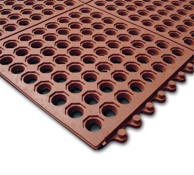 NoTrax 993597 Ultra Mat Grease-Resistant Floor Mat, 3 x 5 ft,