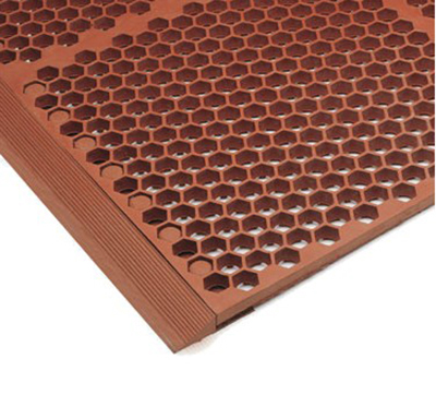NoTrax T15KA012RD Floor Mat Co