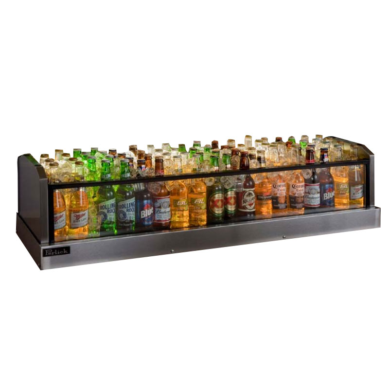Perlick GMDS14X48 48-in Glass Merchandiser Display