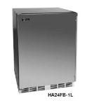 Perlick HA24FB-2R 4.3-cu ft Undercounter Freezer w/ (1) Section & (1) Door, 115v
