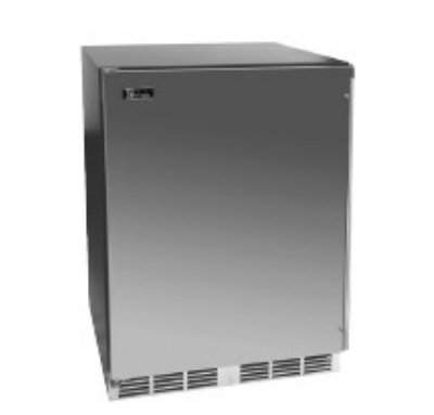 "Perlick HA24WB-1R 24"" One Section Wine Cooler w/ (1) Zone - 32-Bottle Capacity, 115v"
