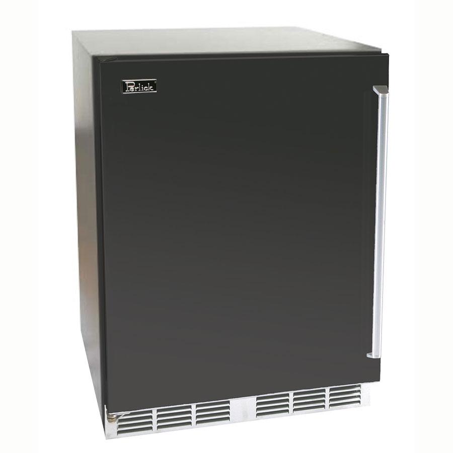 Perlick HD24RS Undercounter Refrigerator w/ Shallow 18-in Depth, ADA, 3.8-cu ft