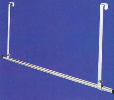 CSL Foodservice & Hospitality 1057 32-in Closet Adapter, Chrome Tubular Frame