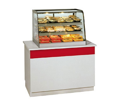 Federal Industries CH3628 36-in Counter Top Hot Merchandiser w/ 2-Tier Shelves, 115v