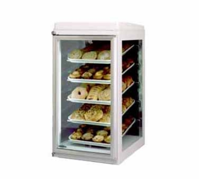 Federal Industries CK-5 17-in Counter Top Half Pan Self-Serve Non-Refrigerated Bakery Display