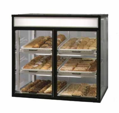 Federal Industries CT-9 60-in Counter Top Full Pan Non-Refrigerated Self-Serve Bakery Display