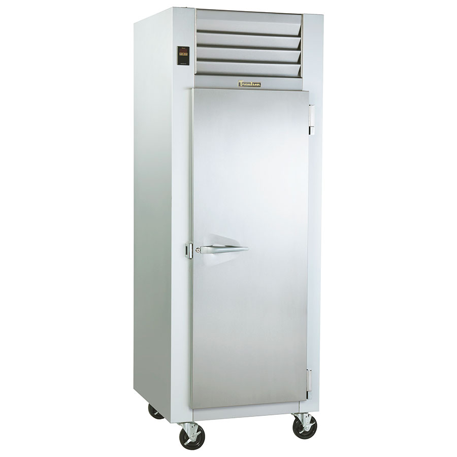 Traulsen G12010 Reach-In Freezer w/ 1-Section & Full Door, 3-Shelves, 115v