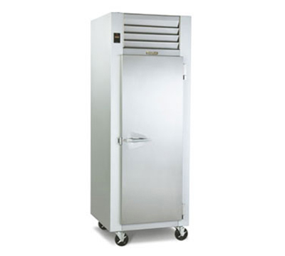 "Traulsen G10010 115 30"" Single- Section Reach-In Refrigerator, Solid Door, 115v"
