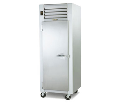 Traulsen G12011 115 Reach-In 1-Section Freezer w/ Full Door, Hinge Left, 115/1 V