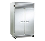 Traulsen G20014P 115 2-Section Pass-Thru Refrigerator w/ Full Doors, 115/1 V