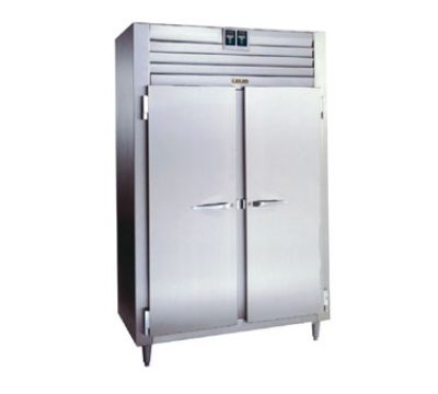 Traulsen ADT232WUT-FHS 115 2-Section Dual Temp Reach-In Refrigerator Freezer w/ Full Door, 115/1 V