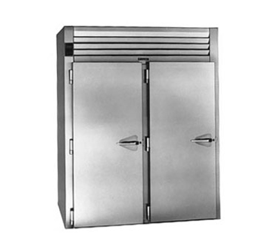 "Traulsen ARI232LPUT-FHS 115 68"" Two-Section Roll-In Refrigerator, (2) Solid Door, 115v"