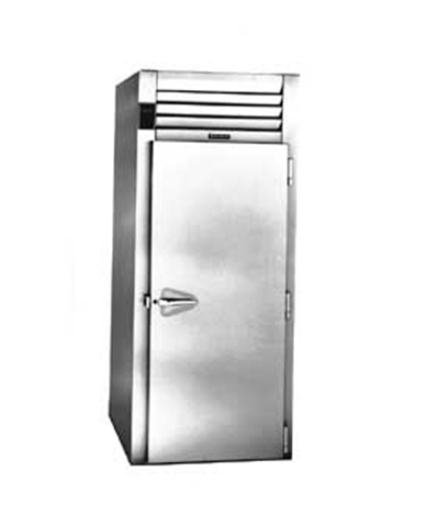 Traulsen RRI132L-FHS 115 Remote 1-Section Roll-In Refrigerator w/ Full Door, For 66-in Rack, 115V