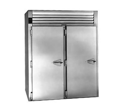 Traulsen RRI232LUT-FHS 115 2-Section Roll-In Refrigerator w/ Full Doors, For 66-in Rack, 115V