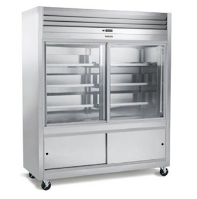 Traulsen RS332N-1 Refrigerated Deli Merchandiser w/ 46-cu ft Capacity & Microprocessor Controls