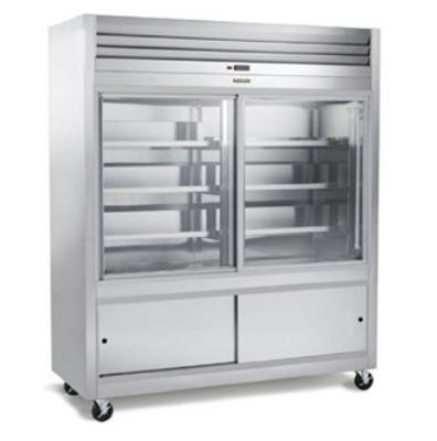 Traulsen RS332N-1 Refrigerated Deli Merchandiser w/ 46-cu ft Capacity & Microprocessor Controls