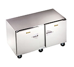 Traulsen ULT27-L 27-in Compact Undercounter Freezer w/ Hinge Left, 115V