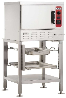 Vulcan-Hart C24EA32083 Countertop Convection Steamer, (3) 12 x 20-in Pans, Manual, 208 V