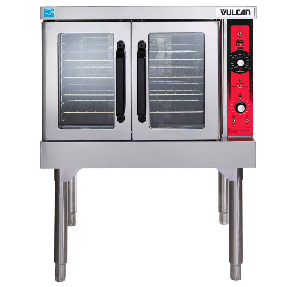 Vulcan-Hart SG4 Convection Oven - 1-Deck, (2)30,000-BTU Burners, Solid State Controls, LP