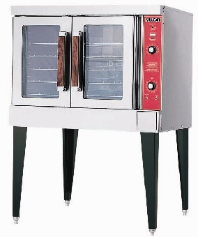 ... Hart VC4GD-15 LP Convection Oven , Full Size, Solid State Controls, LP