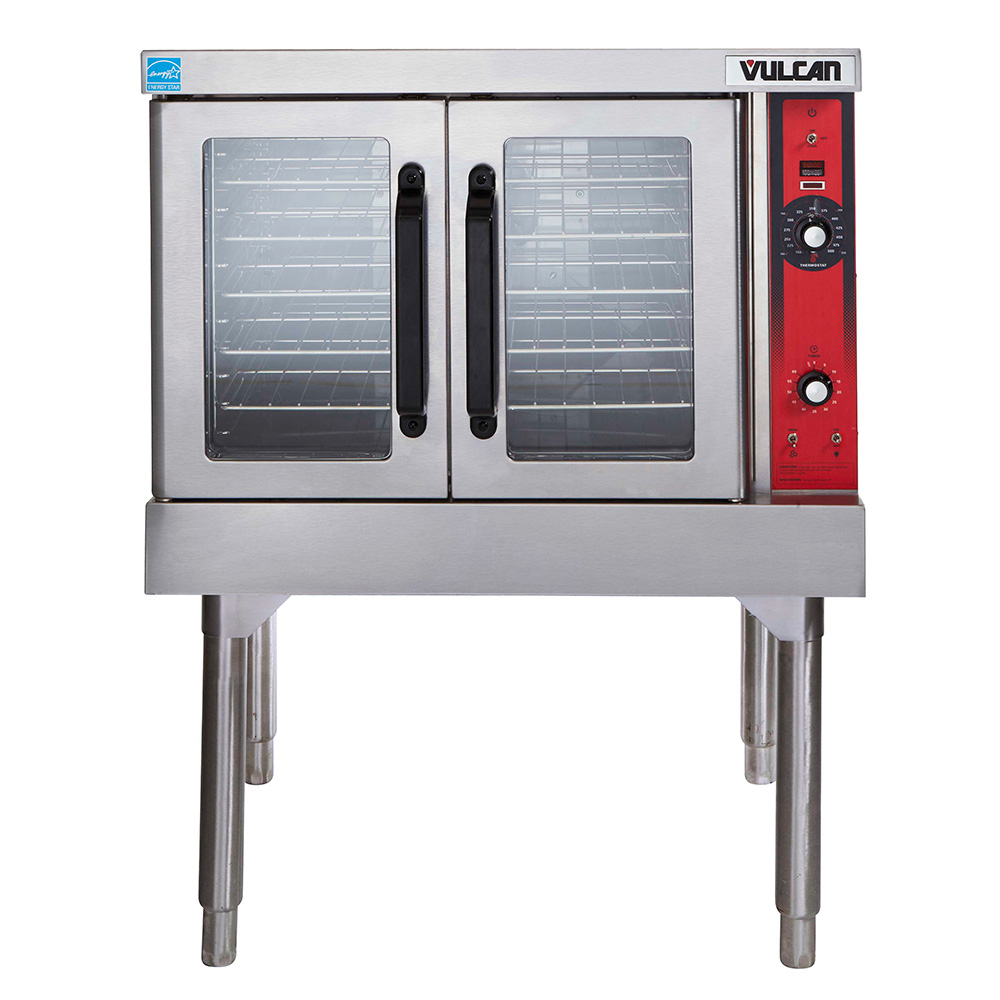 Vulcan Countertop Oven : Vulcan-Hart VC4GD-10 NG Convection Oven w/ 1-Deck & Solid State ...