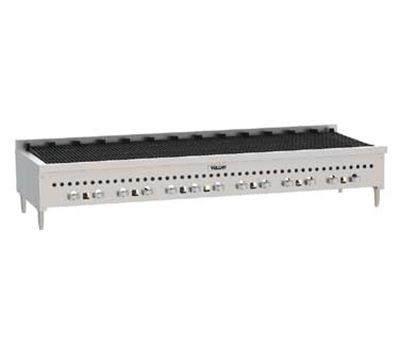 Vulcan-Hart VCCB72 NG 72-in Radiant Charbroiler w/ Cast Iron Grates, NG