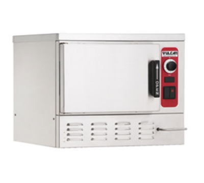 Vulcan-Hart C24EA3-BSC 2401 Countertop Convection Steamer w/ Timed Drain, Manual, 240/1 V