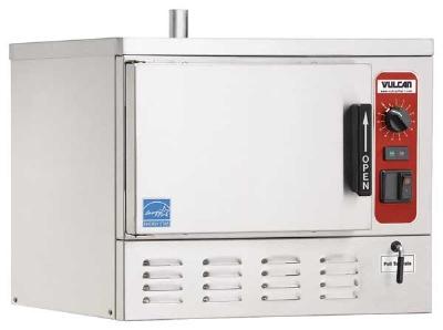 Vulcan-Hart C24EO3-1 Countertop Constant Steamer w/ 3-Pan Capacity, 208-240/3 V