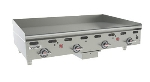 Vulcan-Hart MSA48NG 48-in Heavy Duty Countertop Griddle w/ Mechanical Thermostat, NG
