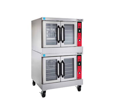 Vulcan-Hart SG44 Double Full Size Gas Convection Oven - LP