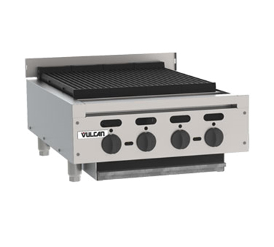 Vulcan-Hart VACB25 LP 25-3/8-in Radiant Charbroiler w/ Cast Iron Grates, LP