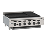 Vulcan-Hart VACB36 LP 36-1/8-in Radiant Charbroiler w/ Cast Iron Grates, LP