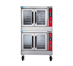 Vulcan-Hart VC44GD Double Full Size Gas Convection Oven - NG