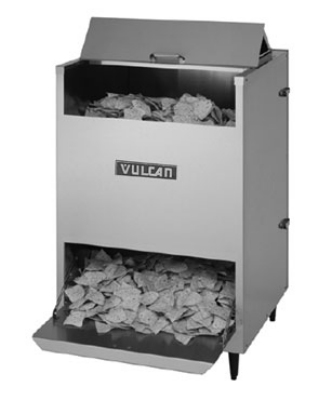 Vulcan-Hart VCD44 Top Load Chip Warmer w/ 44-Gallon Capacity, 120 V