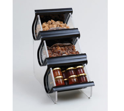 Rosseto Serving Solutions EZO715 Countertop Condiment Caddy - (6)Compar