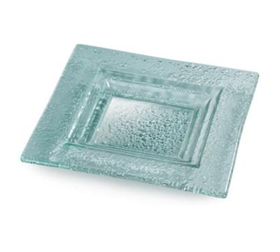 "Rosseto Serving Solutions GSP08 8"" Glass Square Servin"