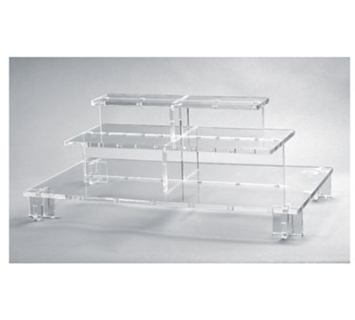 Rosseto Serving Solutions PSC579 3-Tier Pagoda Display Stand - 26-1/3x