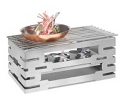 Rosseto Serving Solutions SK031 Rectangular Warmer Kit - 23-