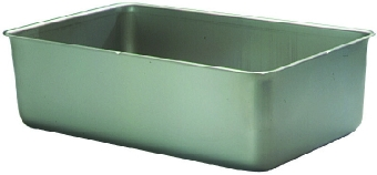 Duke 676 Spillage/Water Pan, Stainless Steel